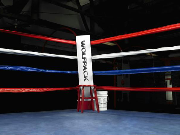 empty boxing gym - photo #15