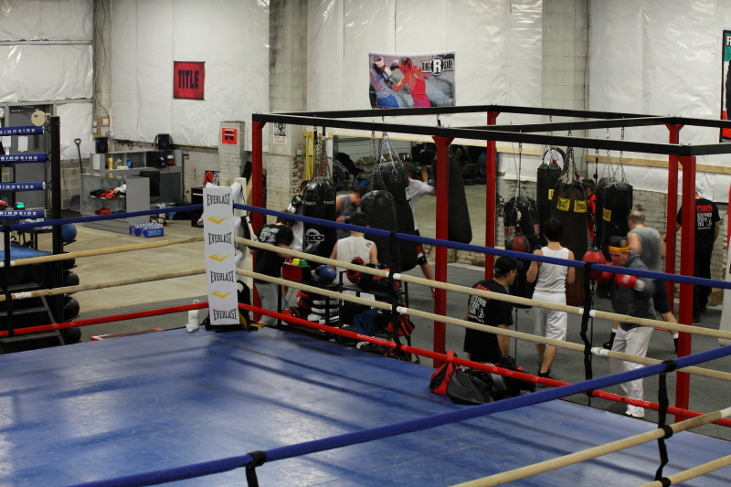 Wolfpack Boxing Club Our Facility