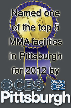 Voted best boxing facility in Pittsburgh