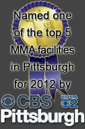Wolfpack Boxing Club was named one of the top 5 MMA facilities in Pittsburgh!